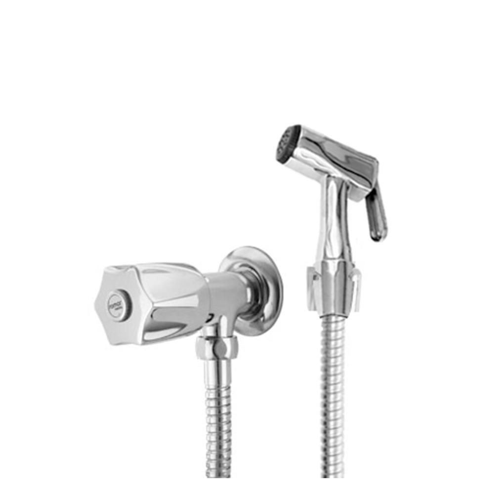 Ducha Higiênica Romar C50 Gatilho Metal 1250150 Cromado