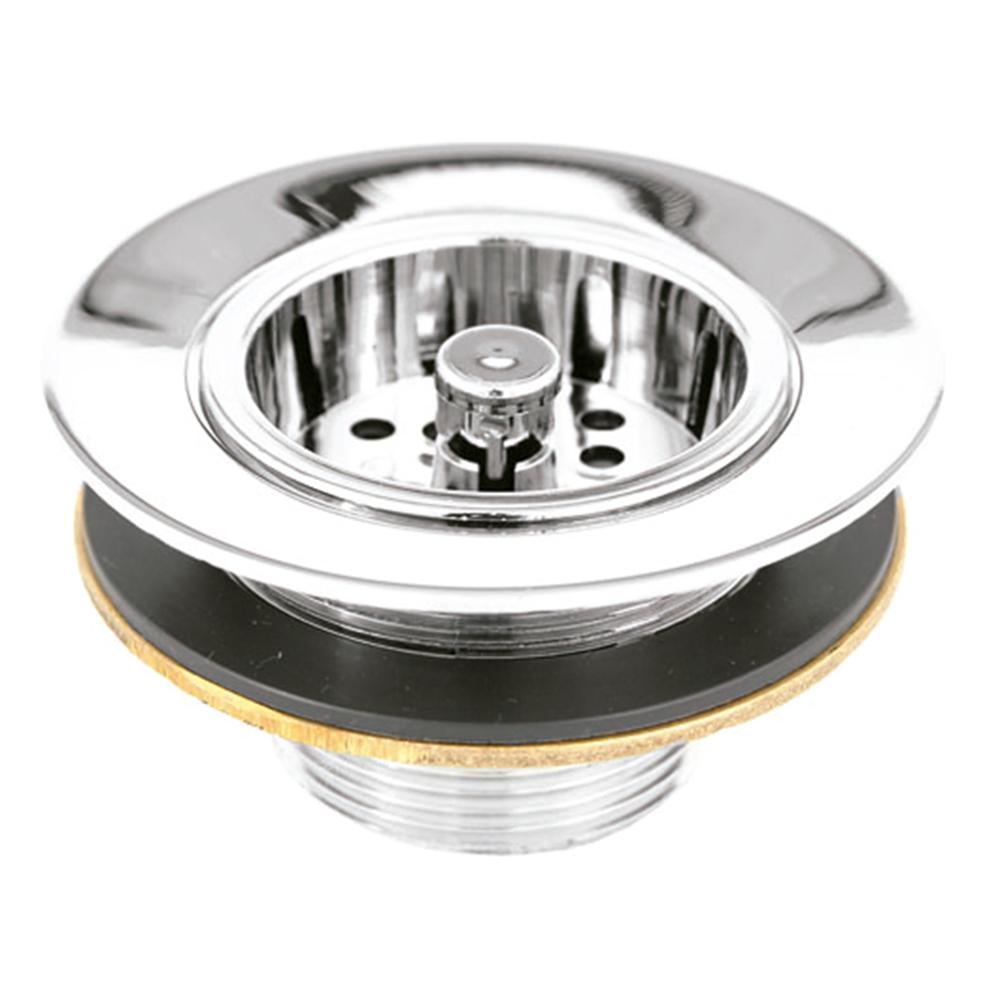 Válvula de Escoamento Romar Pia Americana c/ Arruela Metal 3.1/2