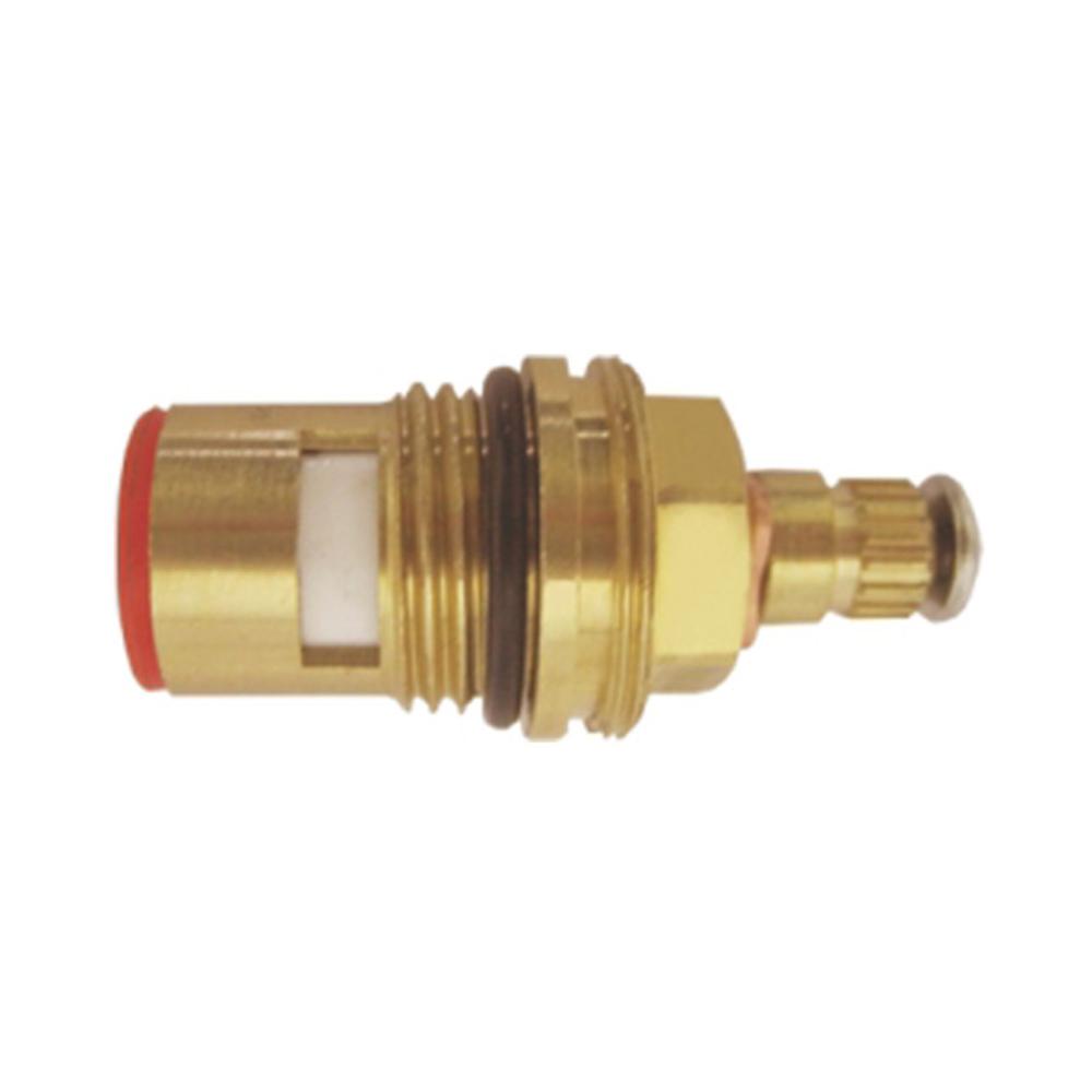 Reparo Romar p/ Torneira MVC 1/4 de Volta Metal (Abre Sentido Anti Horário) 1790081 Preto