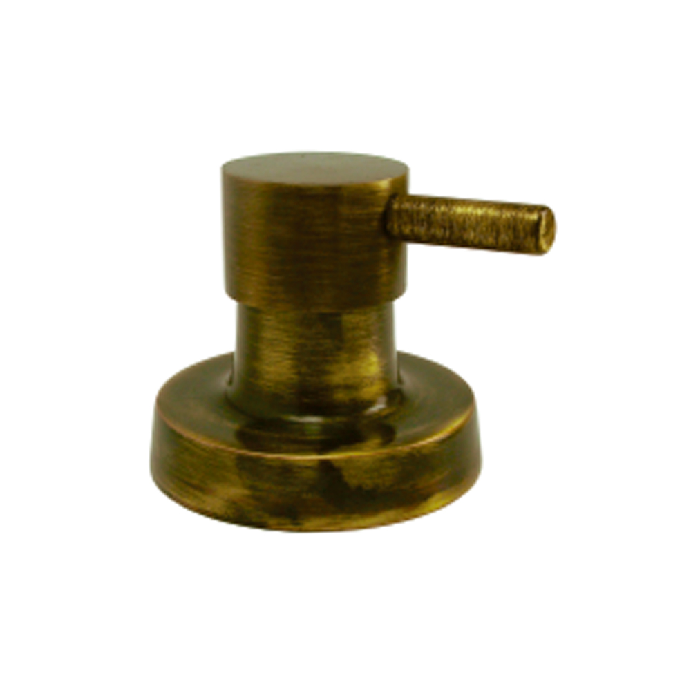 Acabamento Romar Bello Ouro Velho p/ Registro Base Deca e Similares de 1.1/2